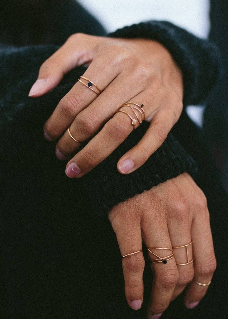 Hart and Stone Beta Ring