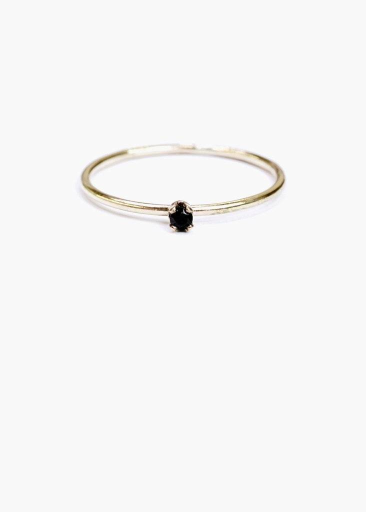 Hart and Stone Bague Rose Noire