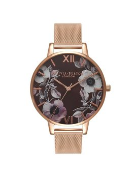 Olivia Burton Poppy Brown Watch