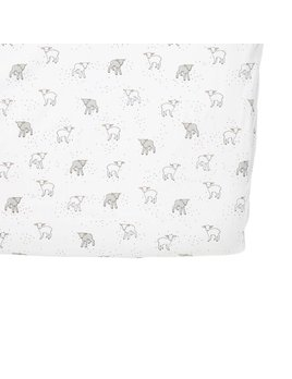 Pehr Design Lamb Crib sheets