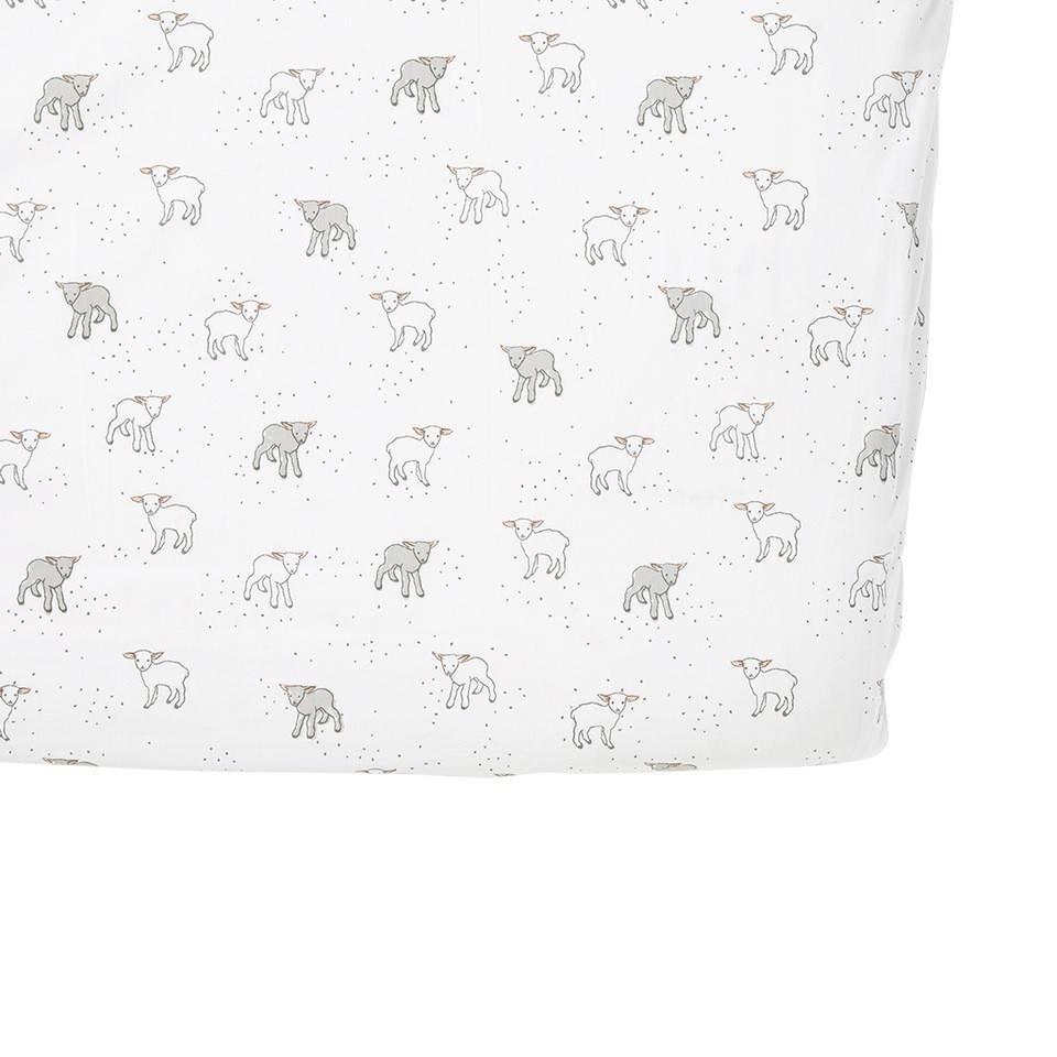 Pehr Design Lamb Crib sheets