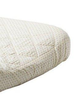 Pehr Design Drap tapis à langer pois gris