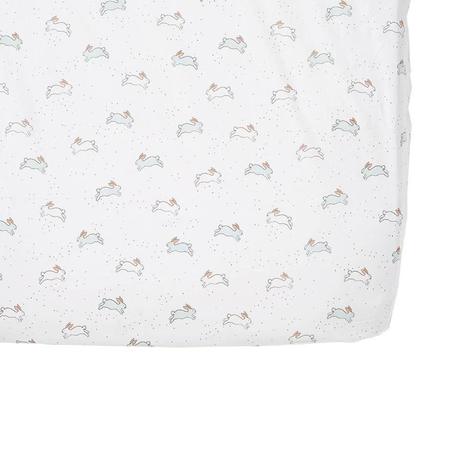 Pehr Design Bunny Crib sheets