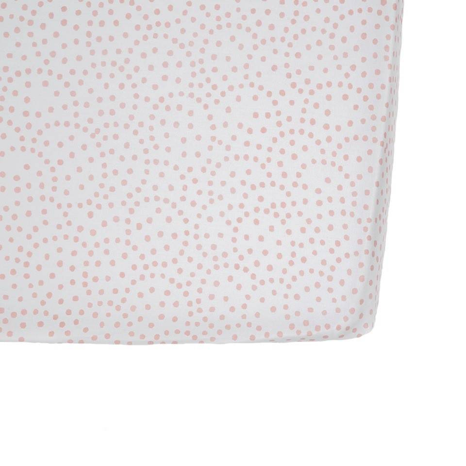 Pehr Design Pink Dots Crib sheets