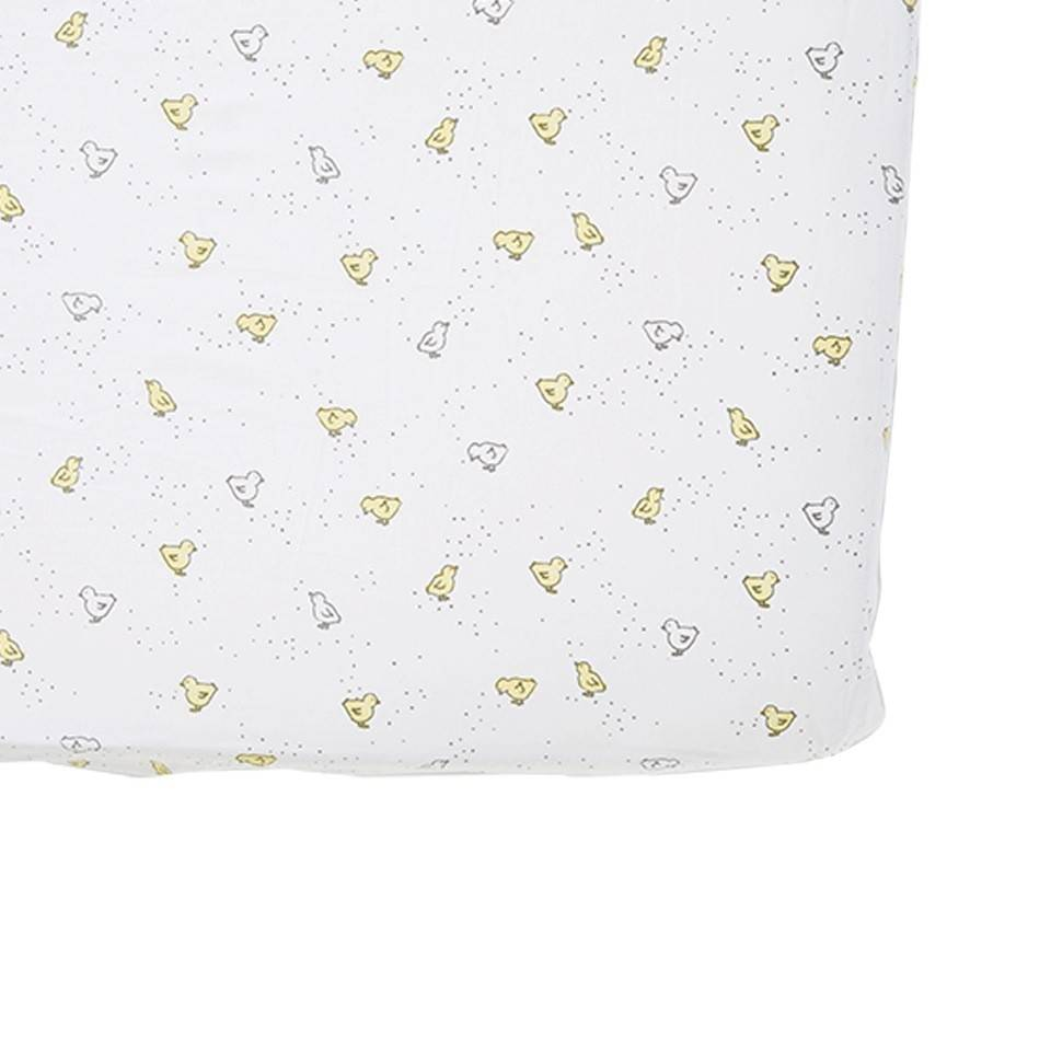 Pehr Design Chick Crib sheets
