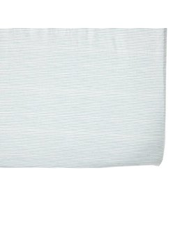 Pehr Design Blue Stripe Crib sheets