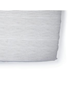 Pehr Design Grey Stripe Crib sheets