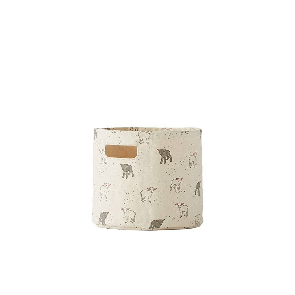 Pehr Design Mini panier agneau