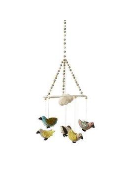 Pehr Design Sparrows Baby Mobile