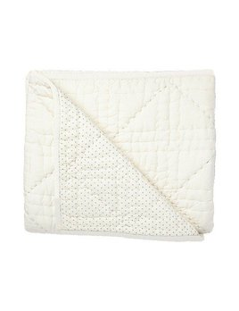 Pehr Design Grey Pea Blanket
