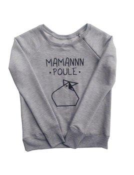 Ptit Mec Ptite Nana Maman Poule Classic Sweater