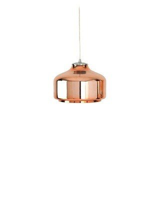 Shiraleah Large Bruno Copper Ceiling Pendant