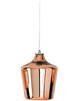 Shiraleah Medium Bruno Copper Ceiling Pendant