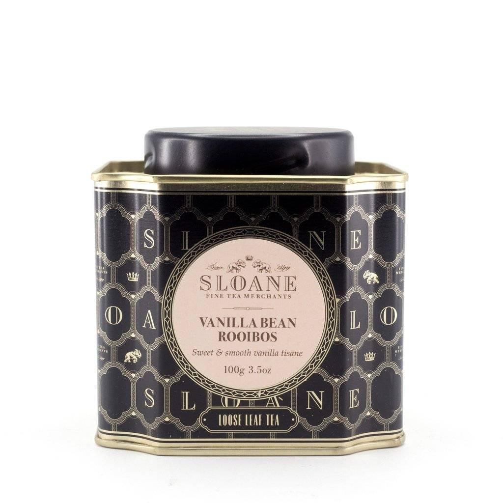 Boite de thé - Vanille Rooibos