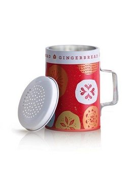 Thymes Gingerbread candle, tin shaker