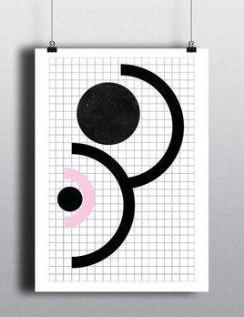 Toffie Affiche Souvenirs Mathématiques