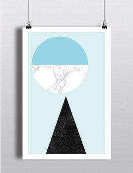 Toffie Upside Down Poster