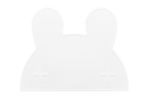 White Bunny Placie