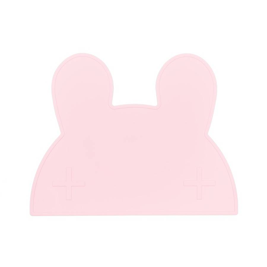 Napperon Lapin Rose