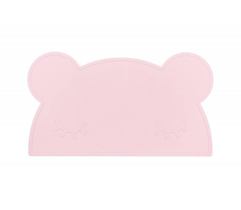 Pink Bear Placie