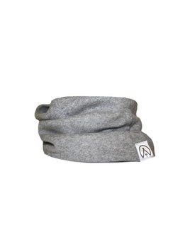 Wylo&Co Grey Loop Scarf
