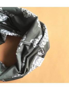 Wylo&Co Cloudy Loop Scarf