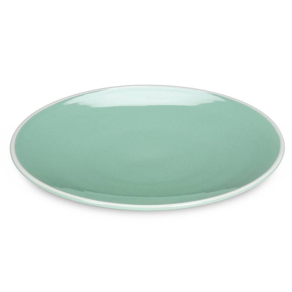 Abbott Diner Cakeplate Mint