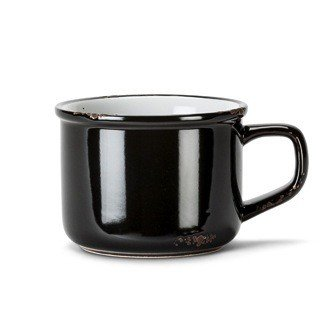 Abbott Coffee Mug Black