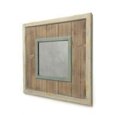 ADV Rustic Wood Mirror