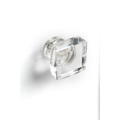 ADV Square Glass Knob