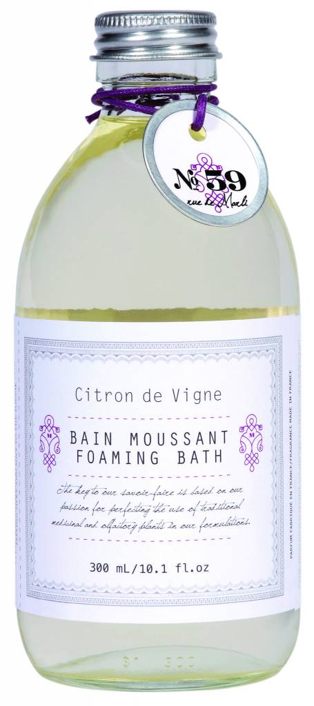 Citron de Vigne Bubble Bath - 300ml