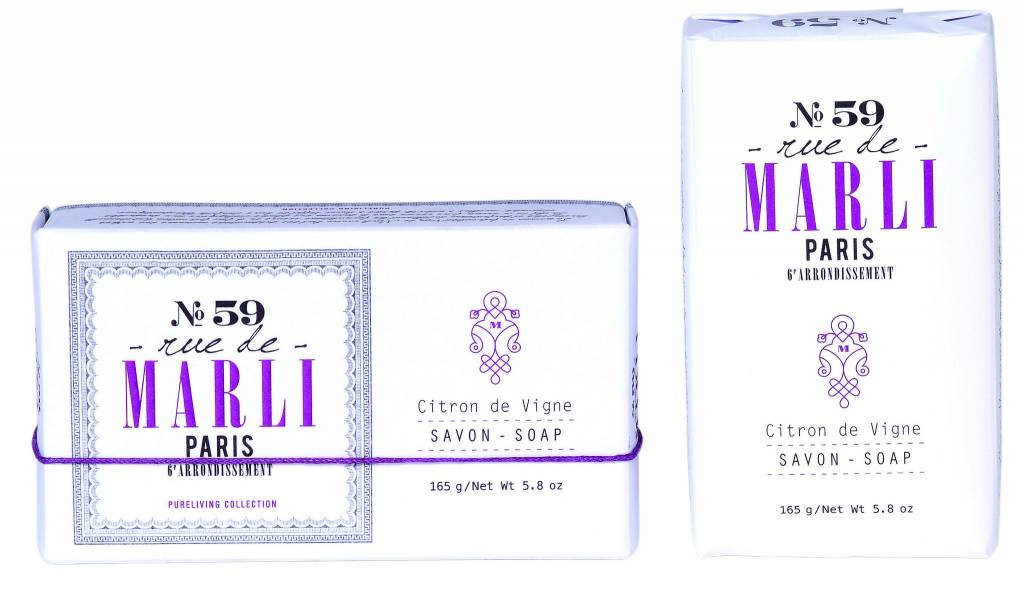 Citron de Vigne Bar Soap
