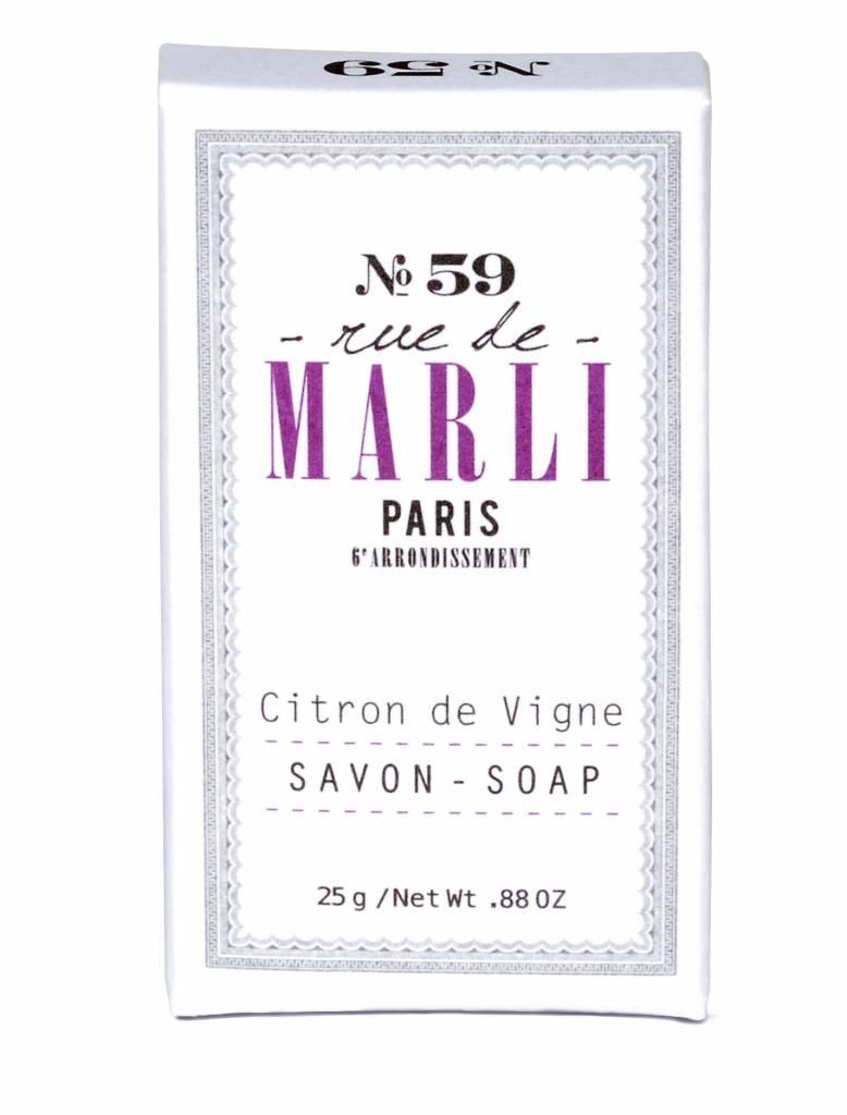 Barre de savon Citron de Vigne