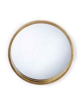 Oman Brass Mirror