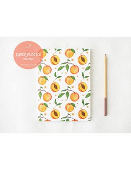 Joannie Houle Peaches Notebook