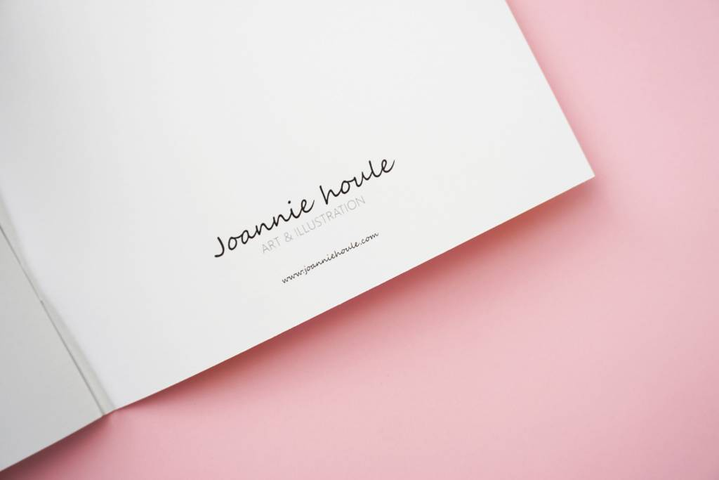 Joannie Houle Cahier Bananes