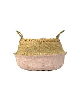 Design Home Pink Large Basket
