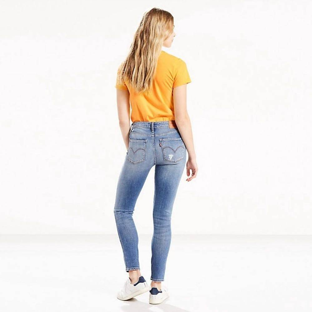 Levis Let's Roll Skinny Jeans