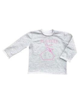 Ptit Mec Ptite Nana Petite Poule Sweater