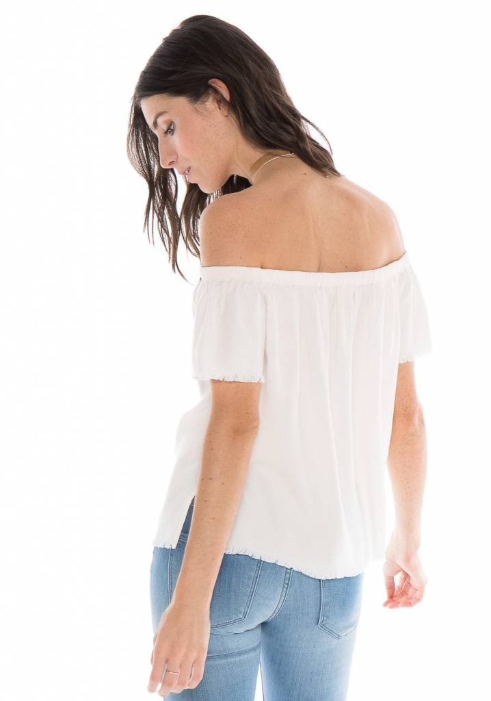Bella Dahl Off Shoulder Top