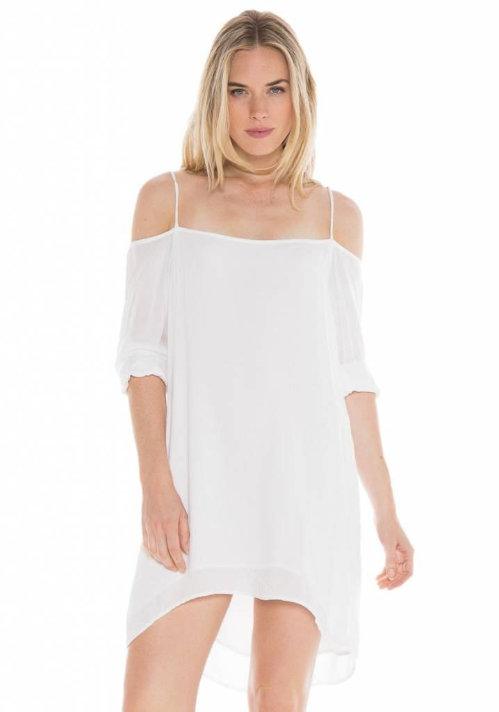 Bella Dahl Off Shoulder Dress