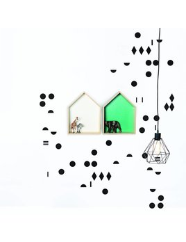 Gauthier Studio Polka Wall Decals