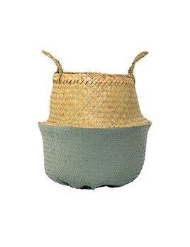 Bloomingville Small Sage Green Basket