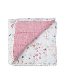 Petit Pehr Meadow Quilted Blanket