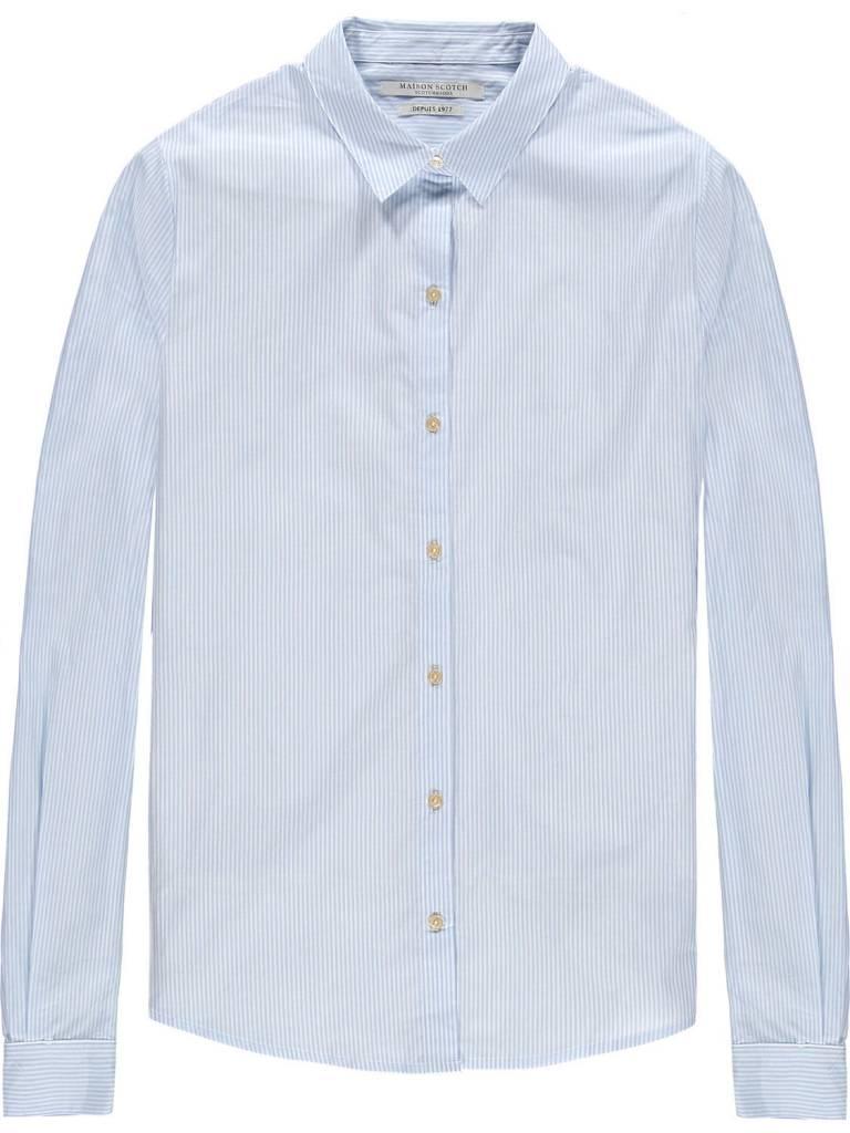 Maison Scotch Preppy Button Shirt