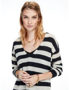 Maison Scotch Alpaga Sweater
