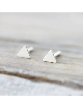 Le Cubicule Mini Triangles Earrings