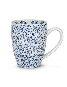 Abbott Tasse Fleurs Bleues