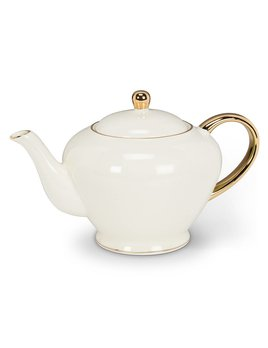 Abbott Ivory Evelyn Teapot