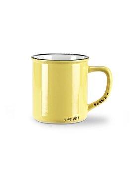 Abbott Coffee Mug Yellow